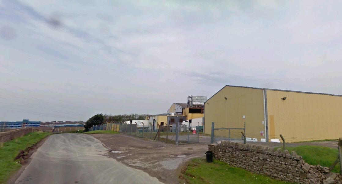 Former Fish Factory, Hensingham